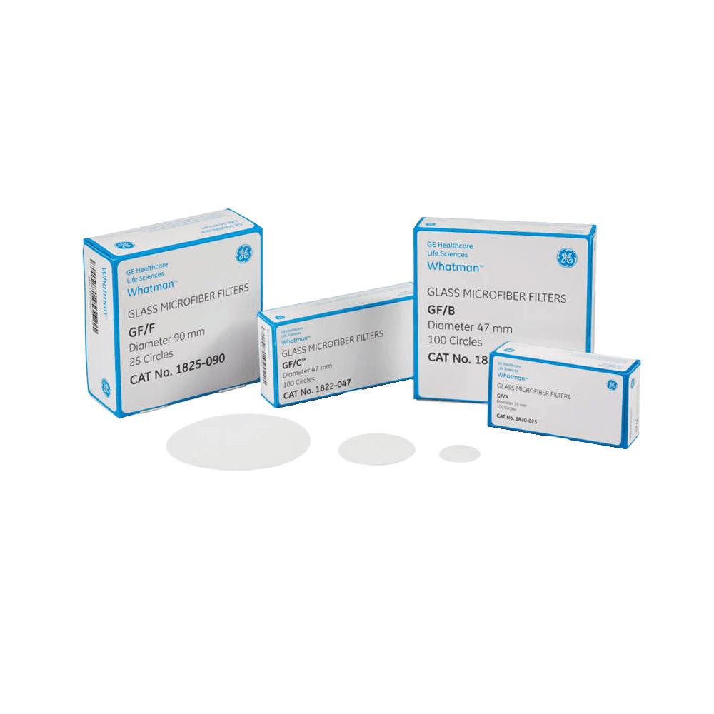 Circles Pack of 100 GE Bio-Sciences 1823-007 Glass Microfiber Papers Filter 7 mm Diameter Binder Free Grade GF//D